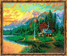 """443 """"Домик в горах"""""""