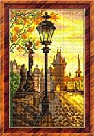 """465 """"Карлов мост Прага"""" 11х18 см"""